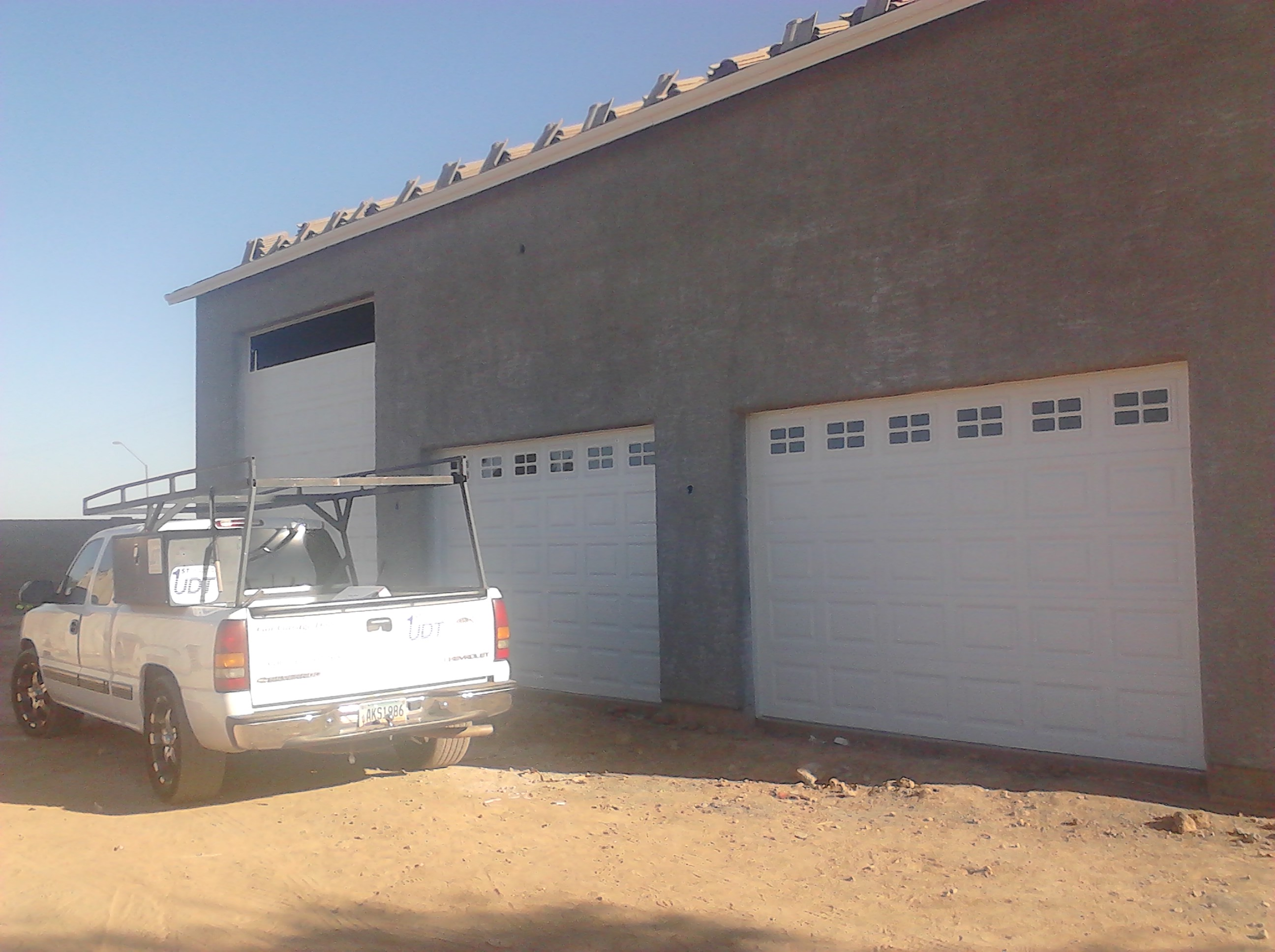 Udt grande gotgaragedoor llc for 12x14 garage door